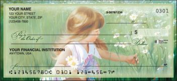 Childhood Days Personalized Checks
