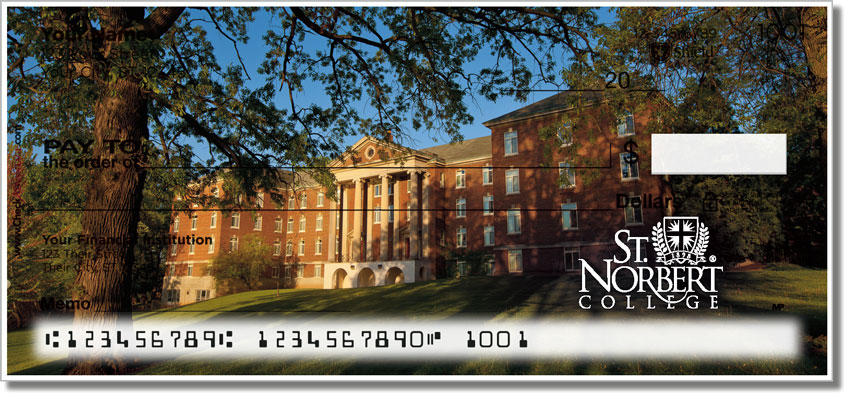 St. Norbert Campus Personal Checks