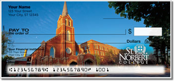 St. Norbert Campus Personalized Checks
