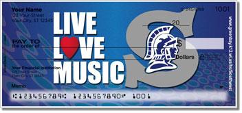 Green Bay Southwest Music Design Checks