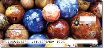 Marble Collection Personalized Checks