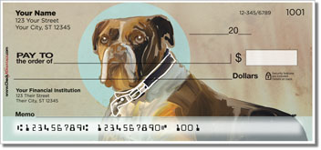 Dog Painting Theme Checks