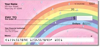 Rainbow Theme Checks