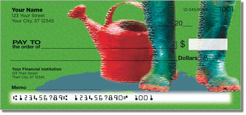 Gardening Personal Checks