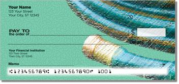 Gardening Personalized Checks