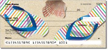 Flip Flop Personalized Checks