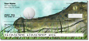 Gone Golfing Theme Checks