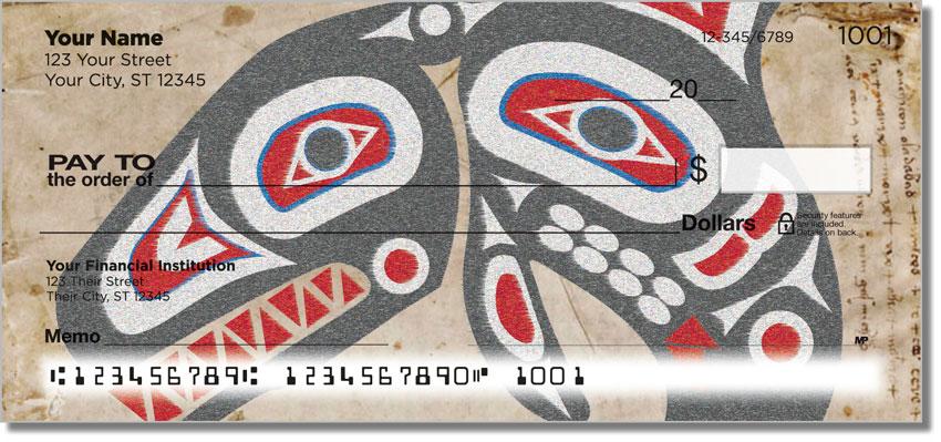 Totem Pole Personal Checks