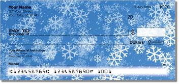 Holiday Snowflake Design Checks