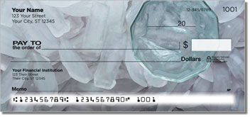 Thirst Quencher Personalized Checks