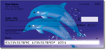 Dolphin Friends Design Checks