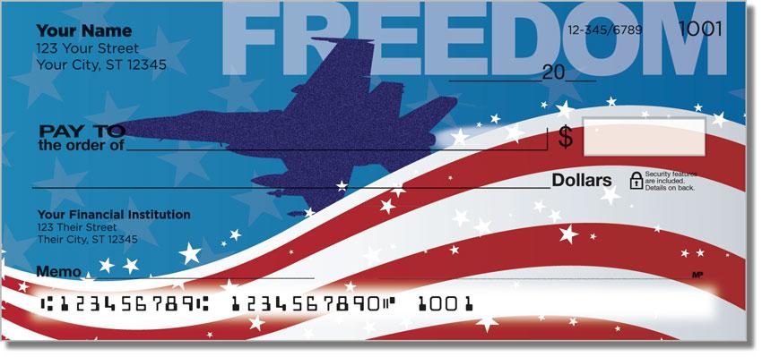 Air Force Personal Checks