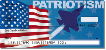 Air Force Personalized Checks