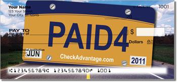 License Plate Design Checks
