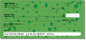 Water Droplet Theme Checks