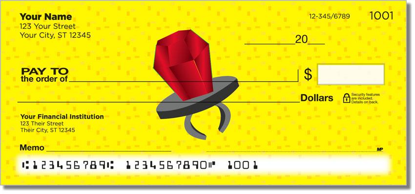 Kid Candy Personal Checks