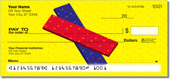 Kid Candy Personalized Checks