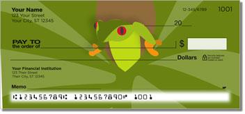 Red-Eyed Frog Theme Checks
