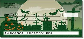 Halloween Graveyard Design Checks