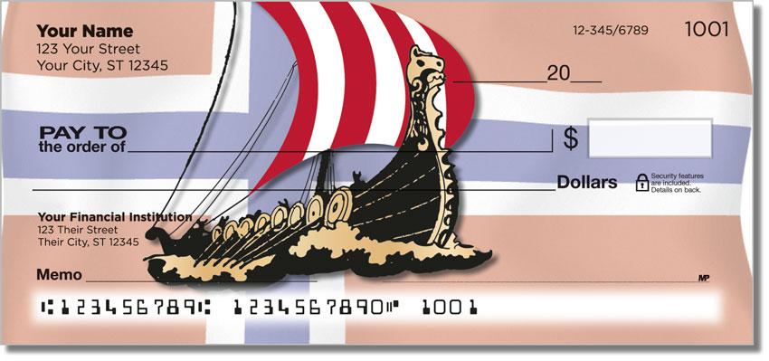 Viking Personal Checks