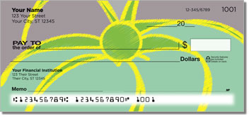 Fun Sun Theme Checks