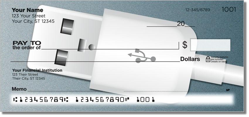Plug It In Personal Checks