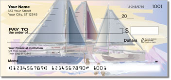 Boating Personalized Checks