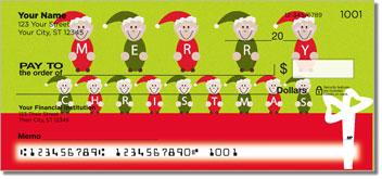 Jolly Elf Theme Checks