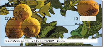 Fruit Tree Theme Checks