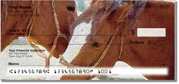 Country Horse Design Checks