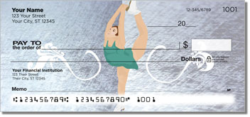 Figure Skater Theme Checks