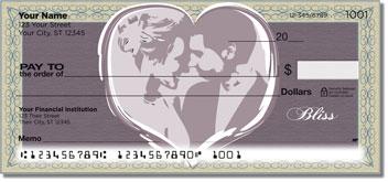 Wedding Personalized Checks