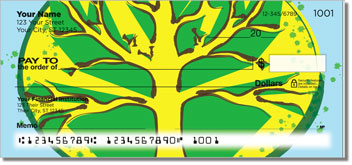 Tree of Life Personalized Checks