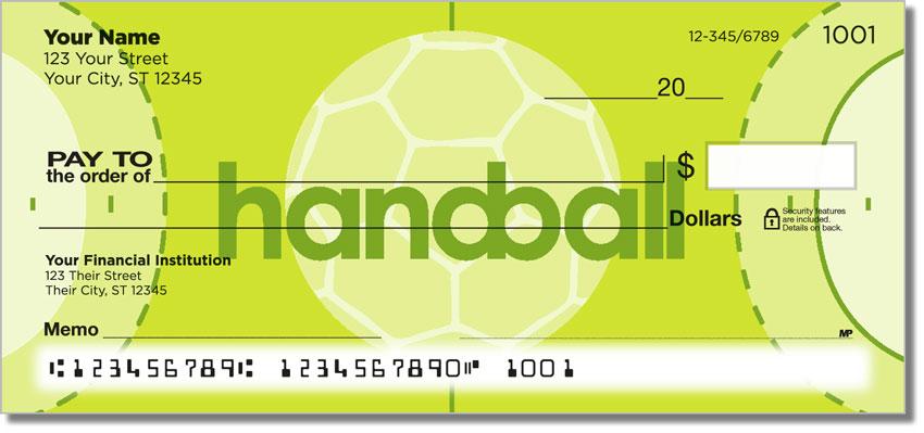 Handball Personal Checks