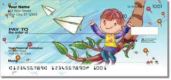 Glad Kid Personalized Checks