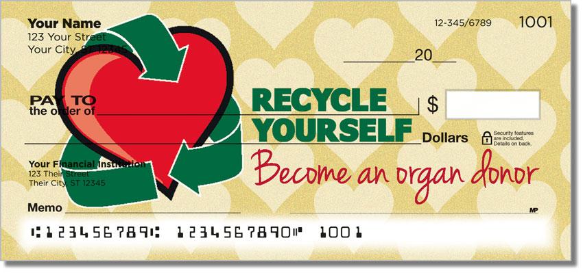 Organ Donation Personal Checks