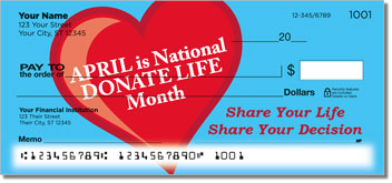 Organ Donation Theme Checks