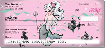 Vintage Mermaid Theme Checks