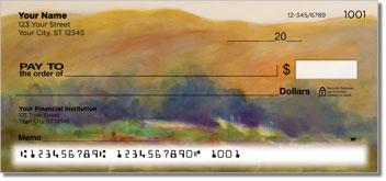 Grissom Landscape Personalized Checks