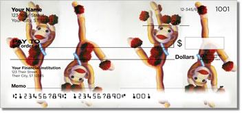 Sock Monkey Theme Checks