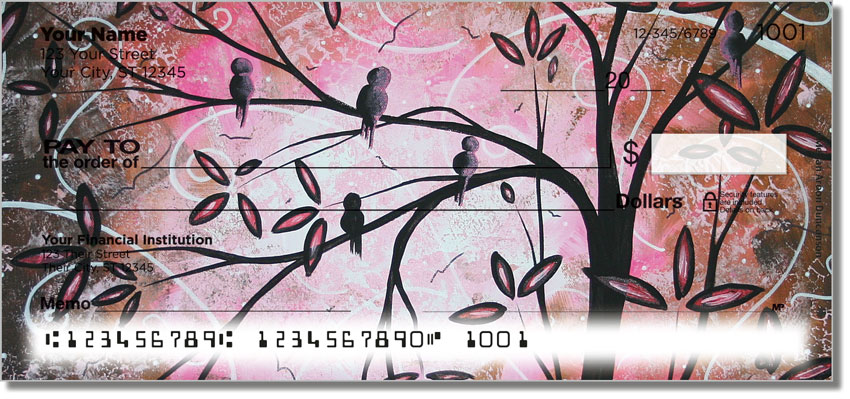 Magical Bird Personal Checks