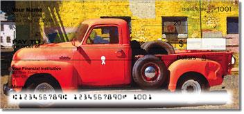 Bulone Car Personalized Checks