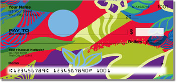 Full Moon Personalized Checks