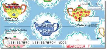 Carol Eldridge Tea Time Design Checks
