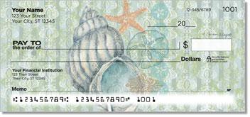 Boho Coastal Personalized Checks