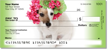 Pups in Bloom 3 Theme Checks