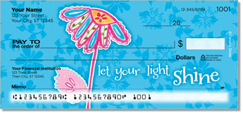 Blooming Gorgeous Personalized Checks