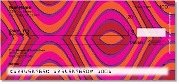 KAB Designs Stripes Personalized Checks