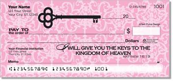 Puma Religious Personalized Checks
