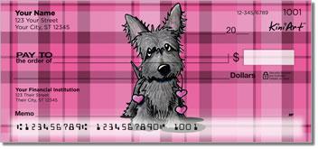 Scotties Series 2 Personalized Checks